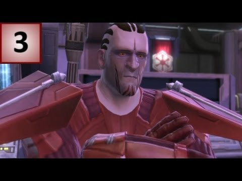 The Imperial Guard - Corellia Main Storyline Part 3 - SWTOR - Republic Side