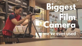 Our First Large Format Shoot | Film Photography Series Part 1/3