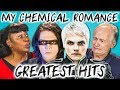 ELDERS READ MY CHEMICAL ROMANCE'S HIT SONGS (React) -