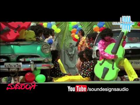 Madarangi Kannada Movie Song Darling Darling Kanglish video