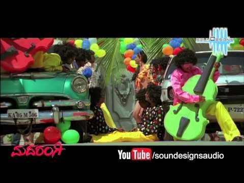 Madarangi Kannada Movie Song Darling Darling Kanglish video