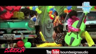 Bachchan - Madarangi Kannada movie song Darling Darling Kanglish