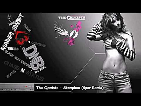 The Qemists  Stompbox Spor Remix) (HQ)