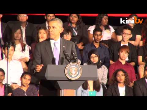 Full speech | Obama: Democracy doesn't stop with elections