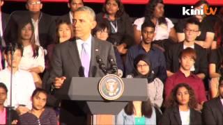 Full speech | Obama: Democracy doesn