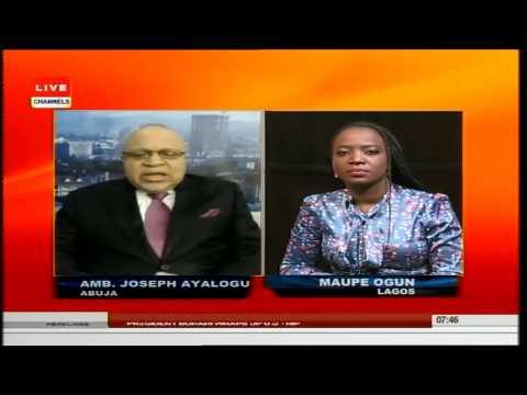 Sunrise Daily: Focus On U.S-Nigeria Relations PT2    23/07/15