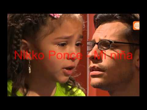 Nikko Ponce- Mi niña