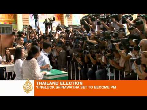 Thai PM steps down after election loss