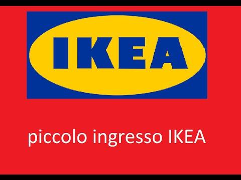 Come arredare un ingresso IKEA
