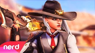 Overwatch Song | Wild Wild West (Ashe Song) | #NerdOut! ft Halocene