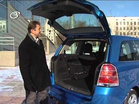 Тест драйв Opel Zafira opc
