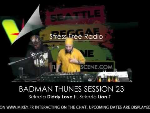 Badman Thunes Session 23 (Reggae Dancehall nov. 2012)
