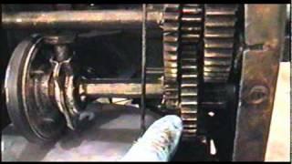 Snowblower Friction Disc Repair Part 2/2