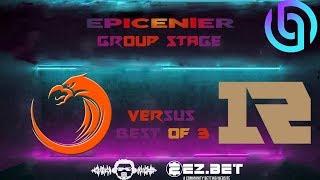 TNC Predator vs RNG Game 3   EPICENTER 2019   Best of 3   Upper Bracket