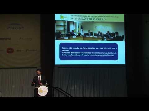 Brazil Energy Frontiers 2015 - Painel 3 - Keynote Speaker Tiago de Barros Correia (Aneel)