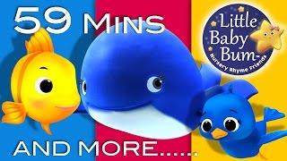download lagu The Little Blue Whale  Plus Lots More Nursery gratis