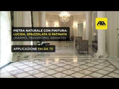 Come pulire e proteggere il marmo dalle macchie   FILAMP90 ECO PLUS (it)