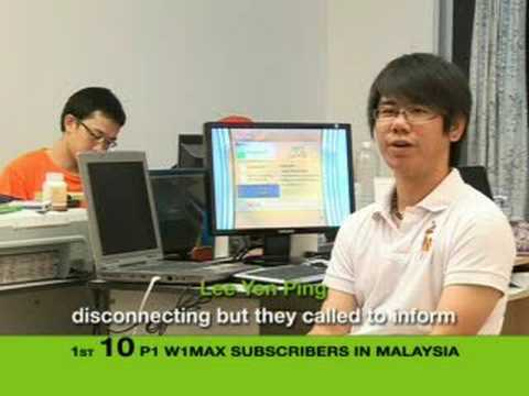 P1 WiMAX Subscriber