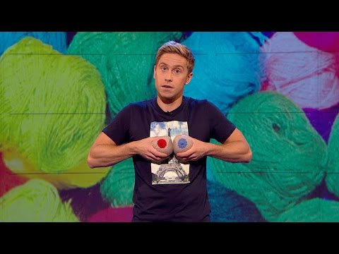 Why are grannies knitting boobs? - Russell Howard's Good News: Series 10 Episode 5 - BBC Two thumbnail