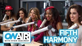 """Fifth Harmony - """"BO$$"""" (LIVE)   On Air with Ryan Seacrest"""