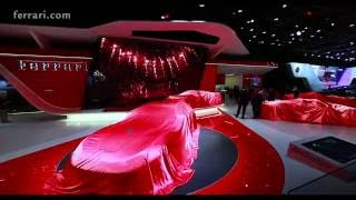 Ferrari at the Paris Motor Show 2016