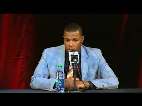 Kyle Lowry Press Conference: Part 2 - July 10, 2014