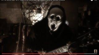 Halloween Scary Guitar Music O Fortuna Carl Orff Carmina Burana Fingerstyle