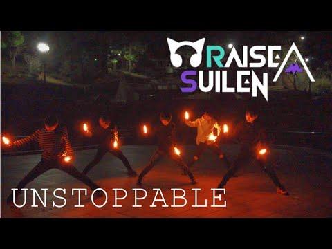 【ヲタ芸】UNSTOPPABLE/RAISE A SUILEN
