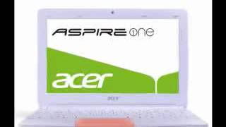 Acer Aspire One Happy 2 25,7 cm (10,1 Zoll) Netbook