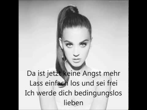Katy Perry Unconditionally Mit Deutscher Übersetzung video