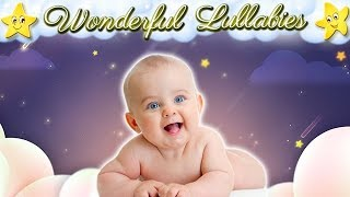 Super Relaxing Baby Sleep Music ♥ Brahms Lullaby Soft Bedtime Hushaby ♫ Good Night Sweet Dreams