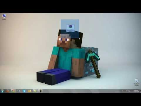 Descargar Nuevo Laucher No Premium Minecraft 1.7.4 AnjoCaido