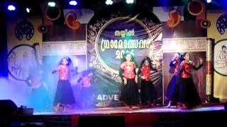 Download Thayyil Gramolsavam 2016  Star girls pathayakkunnu_ nee varum pothum 3Gp Mp4