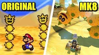Mario Kart 8 Deluxe - Origin of All Courses