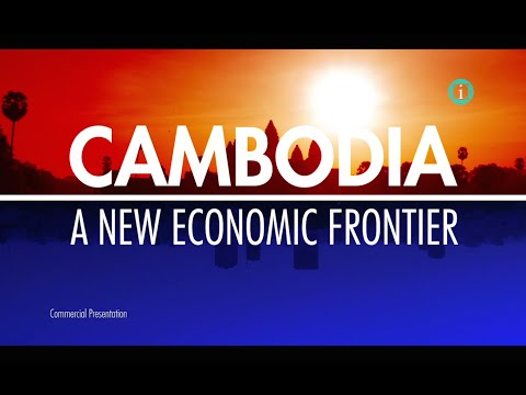 i-Profile: CAMBODIA - A New Economic Frontier
