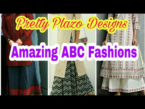 Plazo pant designer patterns Collection | Free Style designs