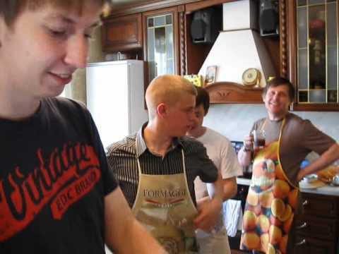 Как правильно готовить борщ (vk.com/twopartsoftheworld)