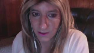Amanda May crossdresser Brian wants to bash RvBegs windows and burn her trailer down.