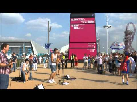 Tyler Rix Quartet - Olympic Park - Unlock This Love!