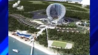 Самое большое здание - по уникальному проекту