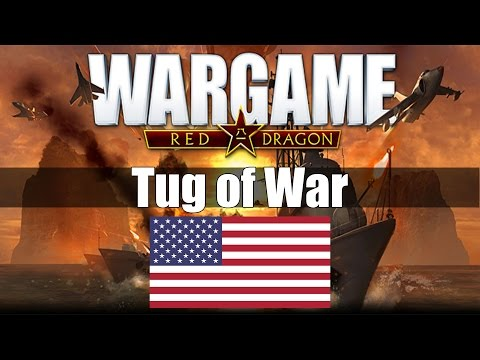 Wargame:Red Dragon-The Rappack #115-Tug of War