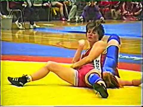 Women freestyle wrestling