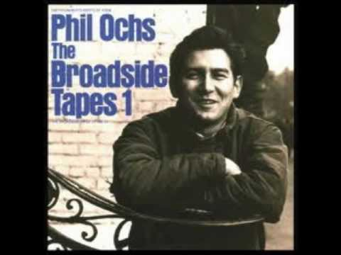 Phil Ochs - Rivers Of The Blood