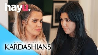 Kourtney Done With Sisters' Criticism | Season 15 | Keeping Up With The Kardashians
