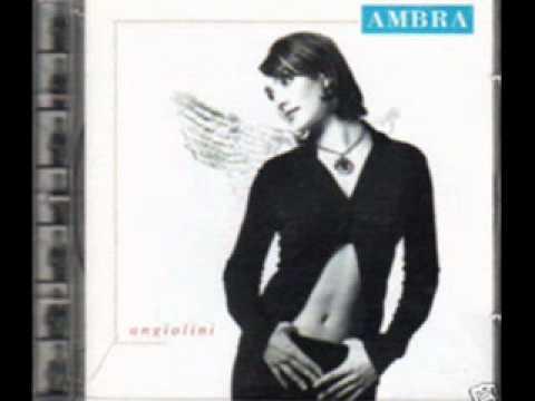 "Ambra Angiolini – Mi fai bene, mi fai male (dall'album ""Angiolini"", 1996)"