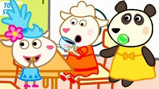 Dolly & Friends Funny Cartoon for kids Full Episodes #204 FULL HD