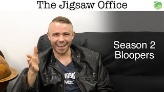 The Jigsaw Office Season 2 Bloopers | #FunnyFriday