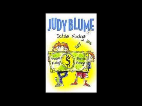 Double Fudge By Judy Blume (ch 1)