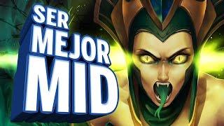 Conviertete en el MEJOR MID | Roaming, Tipos de MID, Sinergía con el Jungla | League of Legends
