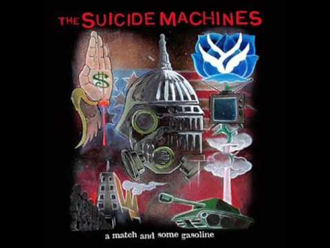 Suicide Machines - Did You Ever Get A Feeling Of Dread